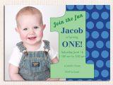 First Birthday Invitations Boy Free 16 Best First Birthday Invites – Printable Sample