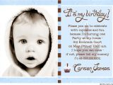 First Birthday Invitations Boy Wording Stripe 1st Birthday Invitation Little Boy Party