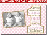 First Birthday Invitations for Twins Best 25 Twin First Birthday Ideas On Pinterest