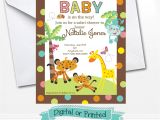 Fisher Price Baby Shower Invitations Fisher Price Monkey Baby Shower Invitations Printed by