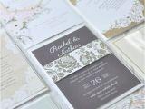 Flip Book Wedding Invitation Flip Book Wedding Invitation Easy Diy Wedding Invitations