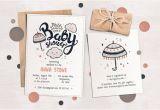 Folded Baby Shower Invitations 18 Folded Invitation Templates