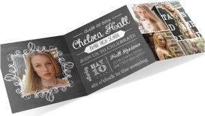 Folded Graduation Invitations Templates 10 Graduation Photo Invitations Free Psd Vector Ai