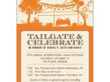 Football Tailgate Party Invitation Wording Tailgate Party Invitation Wording