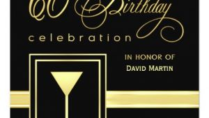 Formal 60th Birthday Invitation Wording 60th Birthday Party Invitations formal Square
