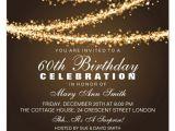 Free 60th Birthday Invitation Wording 60th Birthday Invitation Cards Design 101 Birthdays