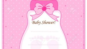 Free Baby Shower Invitation Templates for A Girl Baby Shower Invitations for Girls Templates