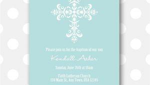 Free Baptism Invitations to Print Free Printable Baptism Invitations Free Printable