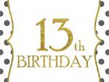 Free Birthday Invitation Template Free 13th Birthday Invitations Templates Free Invitation