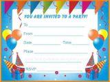 Free Birthday Invitation Templates for Whatsapp Free Printable Birthday Invitation Templates for Boys