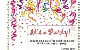 Free Birthday Invitations Templates for Word Birthday Party Invitation Template Word Beepmunk