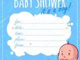 Free Blank Baby Shower Invites theme Blank Elephant Baby Shower Invitations Blank Baby