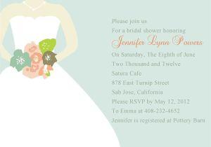 Free Bridal Shower Invitation Bridal Shower Invitations Bridal Brunch Shower