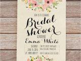 Free Bridal Shower Invitation Templates Downloads Wedding Shower Invitation Templates