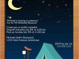 Free Camping Birthday Party Invitation Templates 8 Best Images Of Camping Party Invitations Free Printable