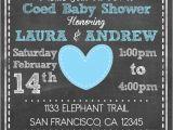 Free Coed Baby Shower Invites Baby Shower Invitation Templates Coed Baby Shower Invites