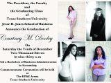 Free College Graduation Invitation Templates for Word Graduation Invitation Templates Graduation Ceremony