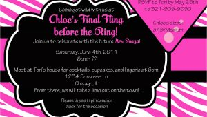 Free Downloadable Bachelorette Party Invitations Printable Bachelorette Party Invitations