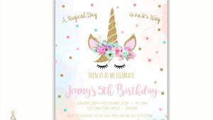 Free Editable Unicorn Birthday Invitations Unicorn Face Invitations Unicorn Birthday Invitation Unicorn