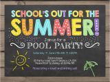 Free End Of Year Party Invitation Template 13 Year Old Pool Party Birthday Invitation