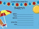 Free End Of Year Party Invitation Template Great End Of School Party Invitation Templates Gallery