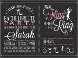 Free Evite Bachelorette Party Invitations Bachelorette Party Invitation Vector Download Free