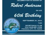 Free Fish themed Birthday Party Invitations Bass Fish Birthday Party Invitation