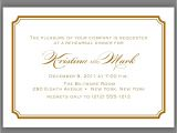 Free formal Dinner Party Invitation Template formal Dinner Invitation Templates