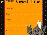 Free Halloween Party Invitation Template Free Printable Party Invitations Printable Good Witch