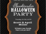 Free Halloween Party Invitation Template Spooktacular Halloween Party Halloween Party Invitation
