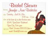 Free Hawaiian themed Bridal Shower Invitations Bridal Shower Invitations Free Hawaiian themed Bridal