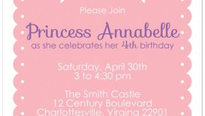 Free Princess Birthday Invitation Template 10 Best Of Free Printable Princess Invitation