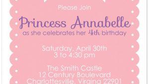 Free Princess Birthday Invitation Templates 10 Best Images Of Free Printable Princess Invitation