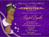 Free Printable African American Baby Shower Invitations African American Baby Shower Invitation by