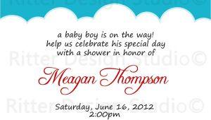Free Printable Airplane Baby Shower Invitations Airplane Baby Shower Invitation Printable by