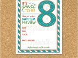 Free Printable Baptism Invitations Lds Prei001 Great to Be Eight Baptism Preview for Lds Primary