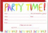 Free Printable Birthday Invitation Templates Uk Free Birthday Party Invites for Kids Free Printable