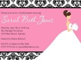 Free Printable Bridal Shower Invitations Cards Bridal Shower Editable Printable Invitation Cards Austin Ques