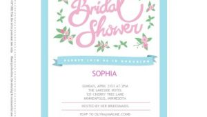 Free Printable Bridal Shower Invitations Cards Free Bridal Shower Party Printables From Love Party