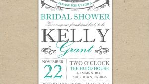 Free Printable Bridal Shower Postcard Invitations Bridal Shower Invitations Bridal Shower Invitations Free
