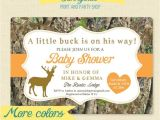 Free Printable Camo Baby Shower Invitations Camo Baby Shower Invites
