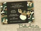 Free Printable Camo Baby Shower Invitations Camouflage Baby Shower Invitations Template
