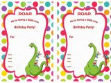 Free Printable Dinosaur Train Birthday Invitations Dinosaur Birthday Invitations – Birthday Printable