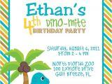 Free Printable Dinosaur Train Birthday Invitations Dinosaur Birthday Party Invitations Templates Free