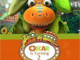 Free Printable Dinosaur Train Birthday Invitations Dinosaur Train Birthday Invitation by