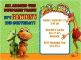 Free Printable Dinosaur Train Birthday Invitations Dinosuar Train Invitation – orderecigsjuicefo