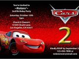 Free Printable Disney Cars Birthday Party Invitations 7 Best Of Free Printable Cars Invitations Birthday