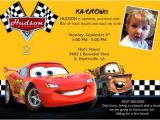 Free Printable Disney Cars Birthday Party Invitations Disney Cars Birthday Invitations Ideas – Bagvania Free