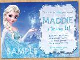 Free Printable Disney Frozen Birthday Invitations Frozen Birthday Invitation Elsa Frozen Invitation