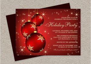 Free Printable Elegant Christmas Party Invitations Diy Printable Holiday Party Invitations Elegant Christmas